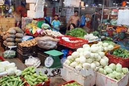Đưa tiêu chuẩn truy xuất hàng hóa vào chợ đầu mối kiểm soát nguồn gốc thực phẩm