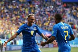 Xem trực tiếp trận Serbia - Brazil (01h00, 28/6)