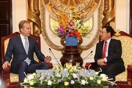 Việt Nam coi trọng tăng cường hợp tác với Diễn đàn Kinh tế thế giới