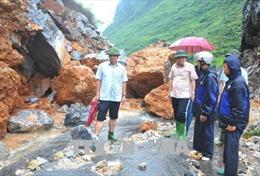 Khẩn trương nối thông tuyến đường đi Cao nguyên đá Đồng Văn