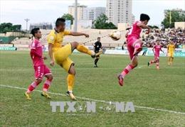 V.League 2018: Sông Lam Nghệ An lội ngược dòng thắng Sài Gòn FC  3 - 2