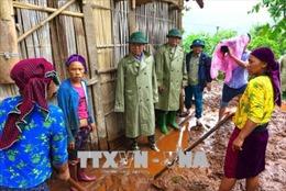 Hà Giang triển khai các biện pháp cấp bách khắc phục hậu quả mưa lũ