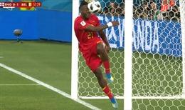 Xem pha ăn mừng bàn thắng hài hước nhất World Cup 2018 của Michy Batshuayi