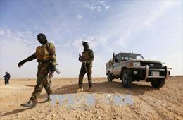 Iraq mở chiến dịch săn lùng các phần tử IS