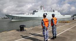 Trung Quốc tận dụng căn cứ quân sự ở châu Phi làm 'phòng thí nghiệm'