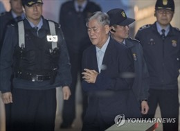 Hàn Quốc phạt tù cựu Bộ trưởng nhận hối lộ từ Cơ quan Tình báo