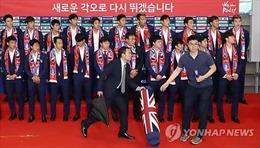 CĐV quá khích ném trứng thối vào cầu thủ Hàn Quốc trở về từ World Cup 2018