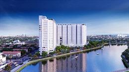 Thanh toán trước chỉ 330 triệu, sở hữu căn hộ ven sông bắc Sài Gòn