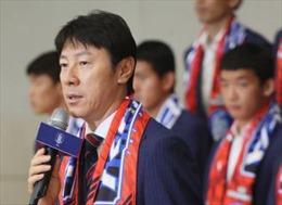 Huấn luyện viên đội Hàn Quốc chưa quyết định tương lai