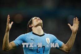 Vòng 1/8 World Cup 2018: Cavani tỏa sáng giúp Uruguay đánh bại Bồ Đào Nha