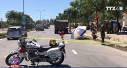 Tai nạn giao thông tại Đà Nẵng khiến một cháu bé tử vong