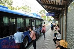 TP Hồ Chí Minh tiếp tục trợ giá xe buýt phục vụ người dân