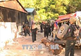 Tấn công tội phạm đặc biệt nguy hiểm tại Lóng Luông, Sơn La