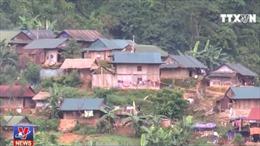 Hàng nghìn hộ dân Mường Tè (Lai Châu) đang bị cô lập do mưa lũ