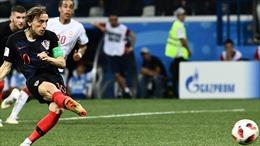 World Cup 2018: Modric tiết lộ lý do đá hỏng 11m; Ronaldo tươi cười về nước