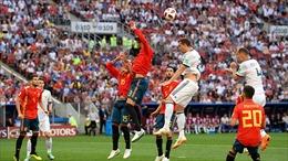 WORLD CUP 2018: Rio Ferdinand: 'Pique vung tay trong hoảng loạn, phạt đền là chính xác'
