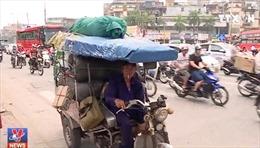 Khó thu hồi xe 3 bánh tại Hà Nội
