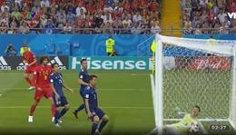World Cup 2018: Bỉ 3-2 Nhật Bản: Lội ngược dòng ngoạn mục