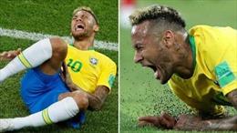 WORLD CUP 2018: Các chuyên gia, cựu cầu thủ đồng loạt chỉ trích màn ăn vạ thô thiển của Neymar