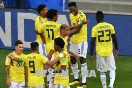 Vòng 1/8 World Cup 2018: Xem trực tiếp trận Colombia - Anh (01h00, 4/7)