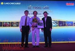 Trao 685 triệu đồng giải thưởng cuộc thi 'Tận hưởng bản sắc Việt'
