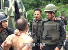Toàn cảnh vụ phá án ma túy tại Lóng Luông