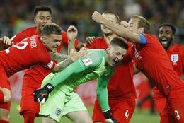 WORLD CUP 2018: Anh 1-1 Colombia (4-3 pen): Bước ngoặt lịch sử từ chấm 11m; Vận may của Kane