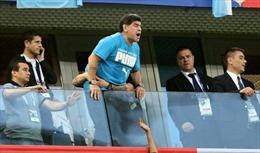 World Cup 2018: Maradona sẵn sàng dẫn dắt Argentina... miễn phí