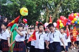 Gần 87% chỉ tiêu tuyển sinh lớp 1 Hà Nội được đăng ký trực tuyến