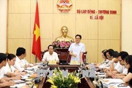 Kiểm tra việc thực hiện quy chế dân chủ ở cơ sở tại Bộ Lao động - Thương binh và Xã hội