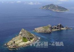 Ba tàu hải cảnh Trung Quốc xuất hiện gần quần đảo tranh chấp với Nhật Bản