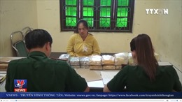Điện Biên bắt giữ số lượng lớn ma túy