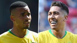 WORLD CUP 2018: Hàng công Brazil: Đã đến lúc loại Jesus và tin dùng Firmino
