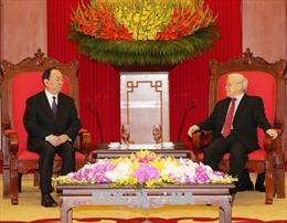 Tổng Bí thư: Tuyên truyền và báo chí góp phần đưa quan hệ Việt-Trung ngày càng tốt đẹp