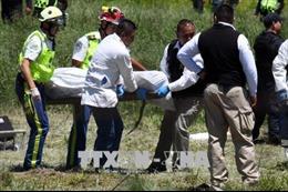 Tổng thống Mexico gửi điện chia buồn đến gia đình nạn nhân vụ nổ pháo hoa