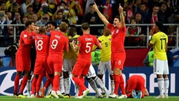World Cup 2018:  Jonh Stones phản pháo Maradona và Mourinho: 'Colombia là đội đá bẩn nhất...'