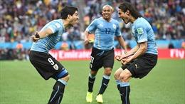 WORLD CUP: Pháp vs Uruguay: Không Cavani, ai hiểu được Suarez đây?
