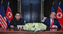 Triều Tiên cân nhắc tổ chức cuộc gặp thượng đỉnh thứ 2 với Mỹ