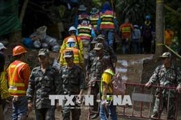 Đẩy nhanh công tác cứu hộ đội bóng nhí Thái Lan trước nguy cơ mưa lớn
