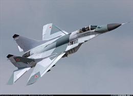 MiG-29 Ba Lan rơi, phi công thiệt mạng