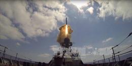 Nga diễn tập hải quân ngoài khơi bờ biển Syria