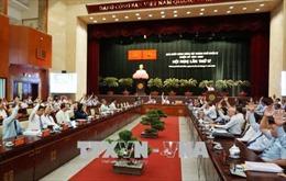 TP Hồ Chí Minh đẩy mạnh thực hiện 7 chương trình đột phá