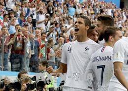 WORLD CUP 2018: Bản lĩnh 'ông lớn' đưa Pháp vào bán kết