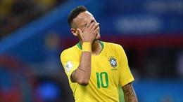 WORLD CUP 2018: Neymar ăn vạ quá nhiều, Brazil rời World Cup