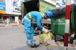 Trạm trung chuyển rác giúp đường phố Hà Nội sạch hơn