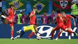 WORLD CUP 2018: Brazil thua Bỉ do Neymar ăn vạ quá nhiều?