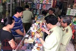 Phát hiện nhiều điểm bán thực phẩm chức năng, thuốc đông dược không rõ nguồn gốc