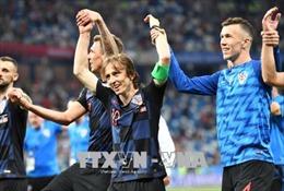 World Cup 2018: Giấc mơ cổ tích của Modric trên đất Nga