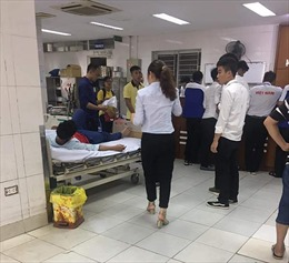 Điều tra vụ ngộ độc thức ăn tập thểtại Trường Đào tạo nguồn nhân lực ViettinBank