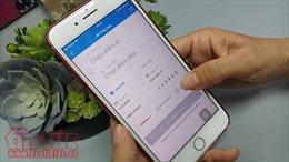 Hành khách có thể mua vé tàu Tết Kỷ Hợi trên ứng dụng Momo